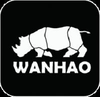 Cura wanhao d6 logo logiciel large