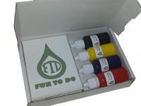 Funtodo fun to do pigments resine wanhao duplicator 7