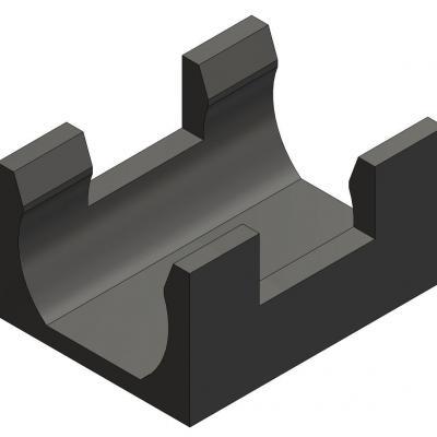 KAC016-6  Pièce support de moteur