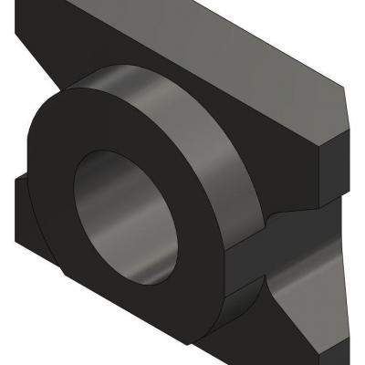 KAC024-2  Pièce support de moteur