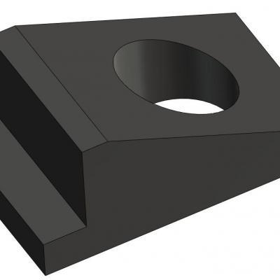 KAC036-4  Pièce support de moteur