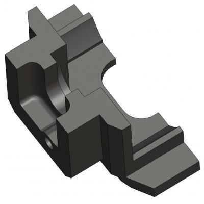 KAC040-2 Pièce support de moteur