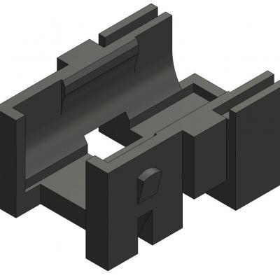 KAC041-1 Pièce support de moteur