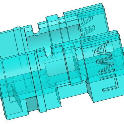 KAC041L-1 Pièce support de moteur