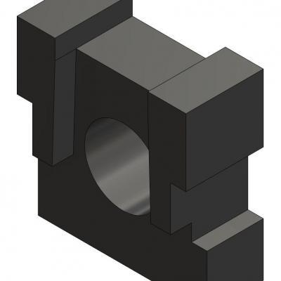 KAC051-1  Pièce support de moteur