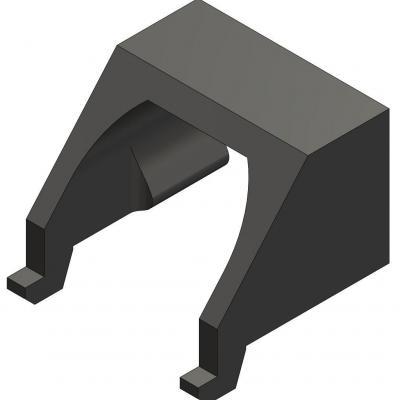 KAC051-2  Pièce support de moteur
