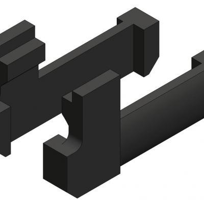 KAC068-23 Support moteur