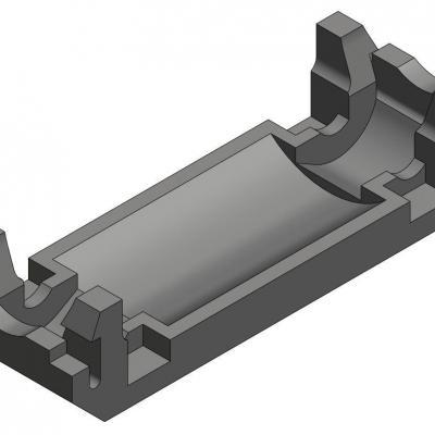 KAC071-4 Support moteur