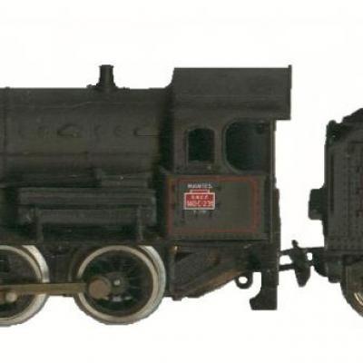 KAC023 - Kit de remotorisation avec moteur pour 140C JOUEF