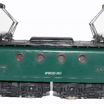 KAC064 - Kit de remotorisation pour la BB8144 HOrnby-acHO