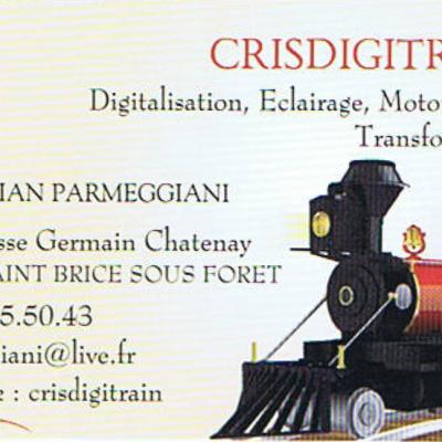 KMC001 - CRISDIGITRAIN