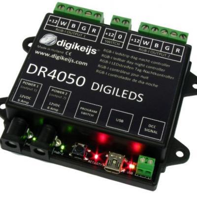 DR4050 - Ensemble complet éclairage réseau LED