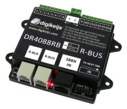 Dr4088rb cs retrosignalisation 16 entrees r bus