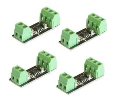 DR4101 - 4 interfaces pour moteurs AC