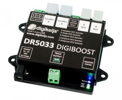 DR5033ADJ - Booster 3A