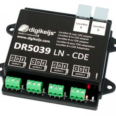DR5039 - Adaptateur LocoNet pour boosters CDE