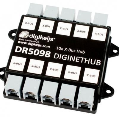 DR5098 - Hub X-Bus
