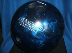 Ebonite turbo urethane