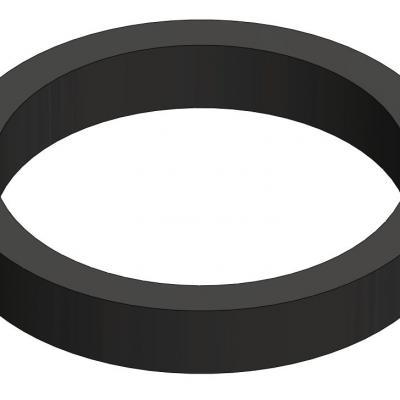 KAB092 Sachet de 5 Bandages Ø9,2mm (Extérieur)