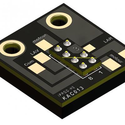 KCI011 - Interface avec bouchon 22x23,6mm