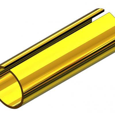 KAM118L - Tube d'adatation Long pour axe Ø1,8 / pignon 2mm