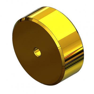 KAM017 - Volant d'inertie Ø17x7mm pour axe Ø2mm