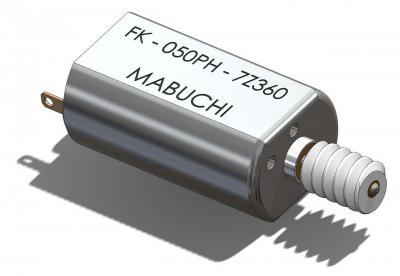 KAM022- Moteur standard - Ø15,5x12mm avec VsFin