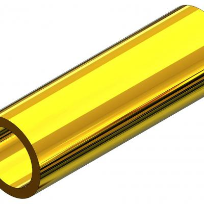 KAM115L - Tube d'adatation Long pour axe Ø1,5 / pignon 2mm