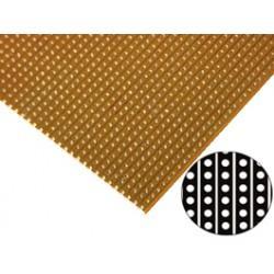 KCI010 - CI Bakélite 100x100 à bandes