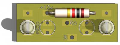 KEC001 - Kit Eclairage 2x2 LED Ø3mm Blanc Chaud / Analogique et DCC