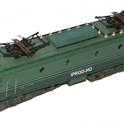 KAC067 - Kit de remotorisation pour la CC7121 HOrnby-acHO
