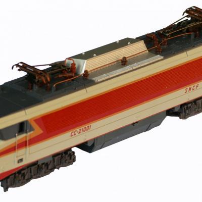KAC045 - Kit de remotorisation pour bogie de CC 34mm