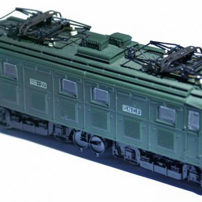 KAC024 - Kit de remotorisation pour BB27 JOUEF